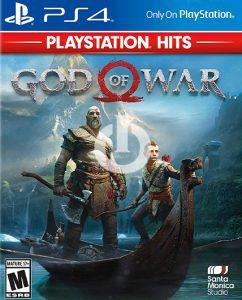 God Of War Hits Ps4 Fisico